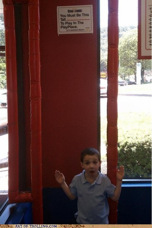 IRL McDonald's tall - 4837836800