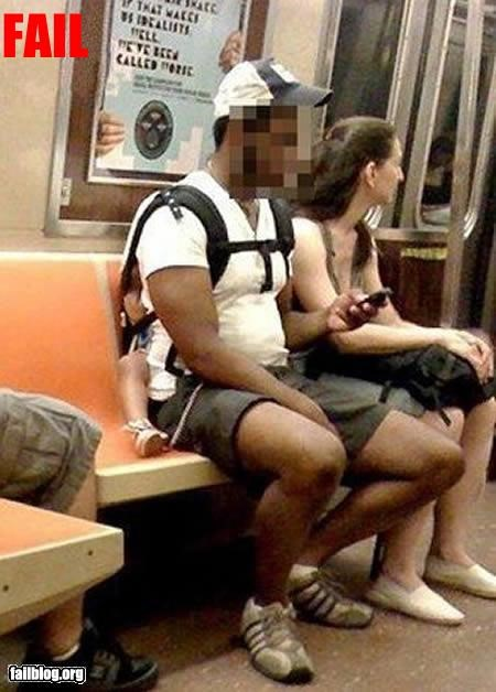 classic failboat g rated new york nyc Parenting Fail Subway - 4838191360