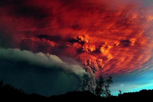 Chile,Photo Series,Puyehue volcano