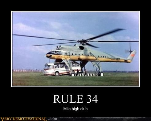 hilarious mile high club Rule 34