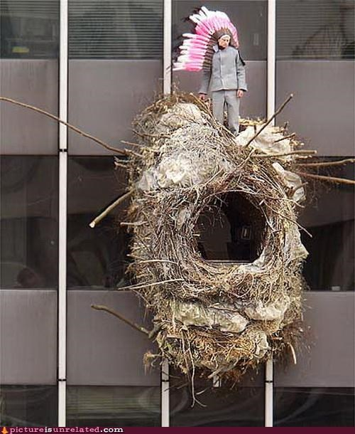 building,confusing,dr-evil,nest,person,wtf