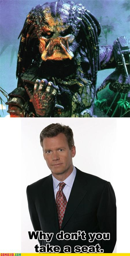 Dateline From the Movies Predator to catch a predator