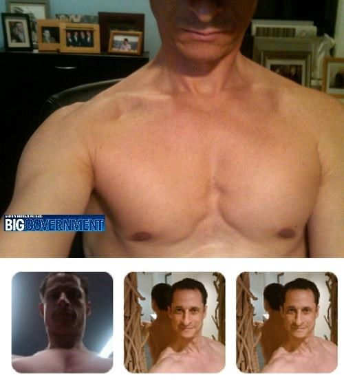 Anthony Weiner Breaking News Follow Up Shirtless Politician Weinergate - 4839326208