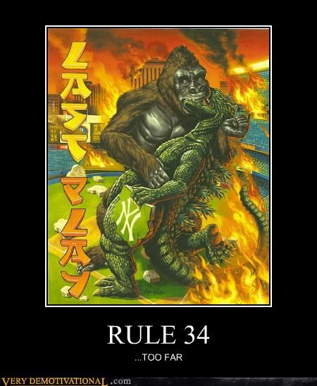 godzilla hilarious king kong Rule 34 wtf