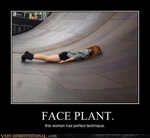 face plant hilarious ouch perfect - 4841312512