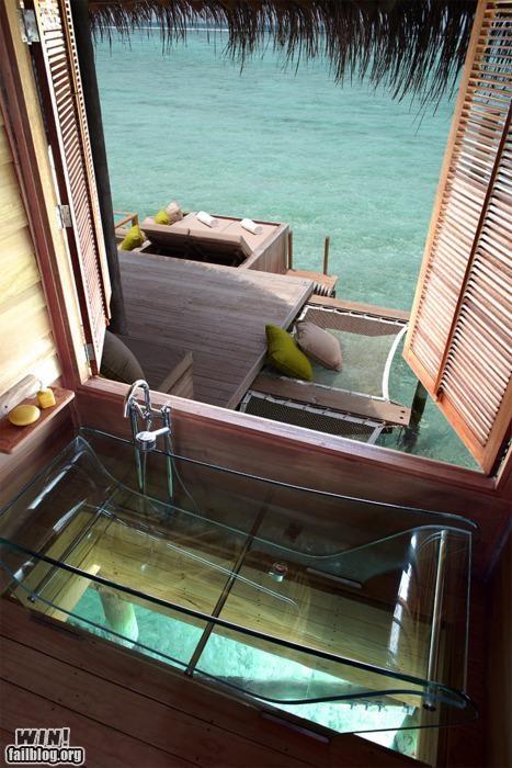 bath beautiful loaction the ocean views - 4842311936