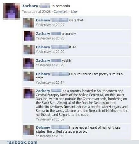 facepalm geography stupid - 4842644480