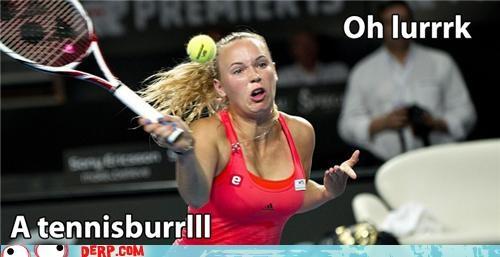 ball Sportderps tennis wozniacki - 4842815488