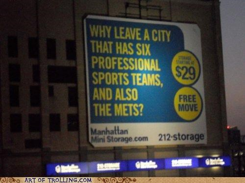 baseball IRL manhattan NY the mets - 4842857984