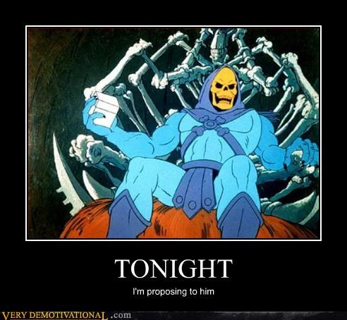 he man,hilarious,propose,skelator