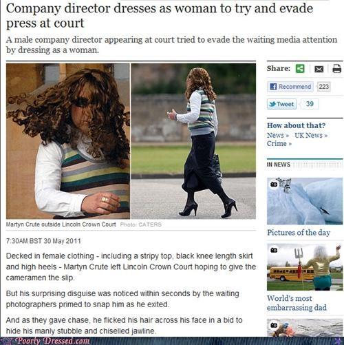 cross dressing heels news skirt top - 4843137792