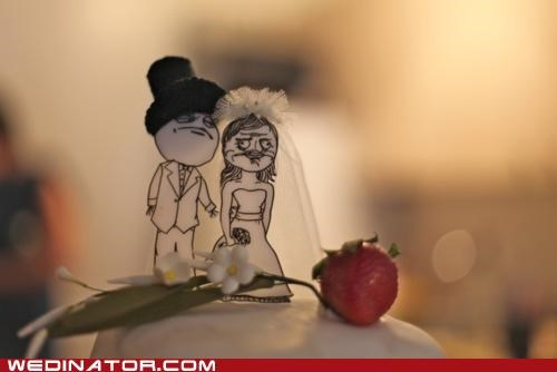 cake toppers,funny wedding photos,Hall of Fame,Memes