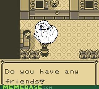 forever alone friends magikarp Pokémemes Pokémon - 4844157184