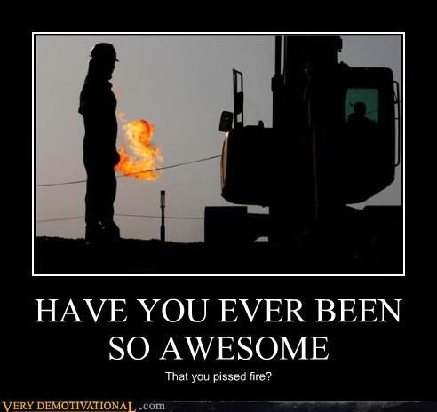awesome fire hilarious pee wtf - 4844370176