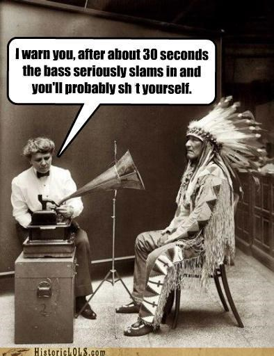 funny native american Photo - 4845299200