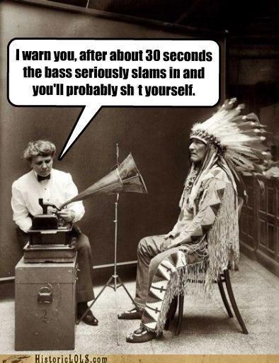 funny native american Photo - 4845299200
