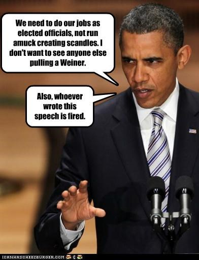 Anthony Weiner,barack obama,political pictures