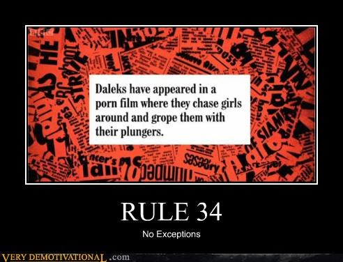 daleks,doctor who,hilarious,Rule 34,wtf