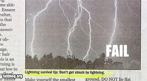 classic failboat g rated lightning newspaper obvious science - 4846020864