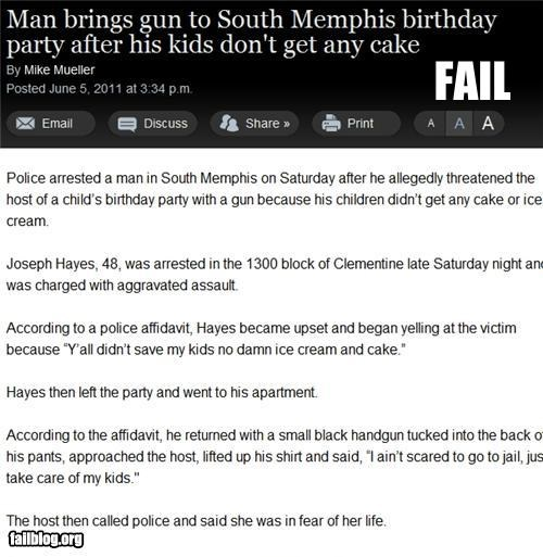 failboat g rated gun overreaction Parenting Fail Probably bad News - 4846032896