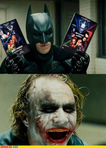 batman DVD joker lol TEH GODDAMN BATMAN