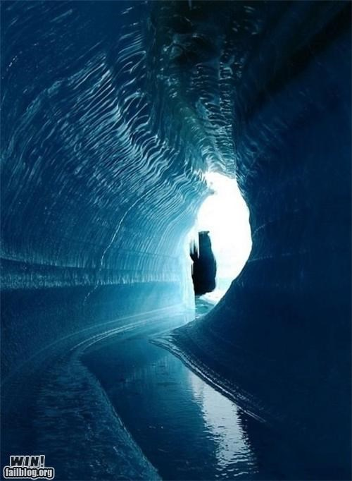 caves,Ice Cave,mother nature ftw