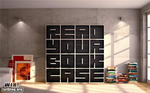 bookcase books are better than friends bookshelf design reading is sexy - 4846217984