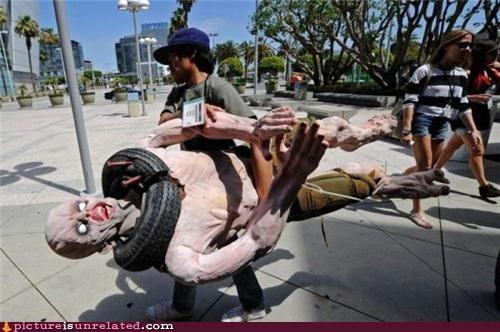 costume tire wtf zombie - 4846218496