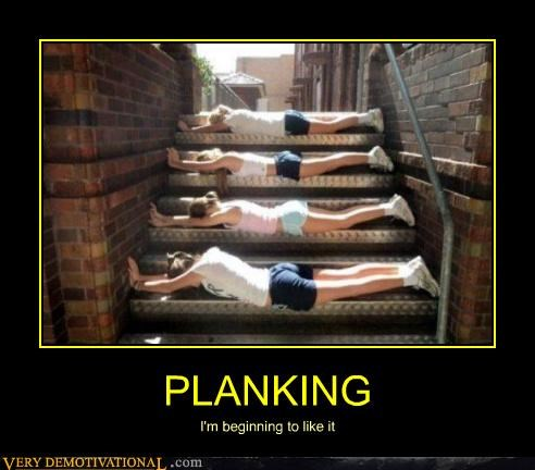 girls,hilarious,Planking,wtf
