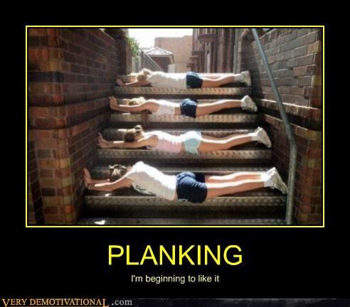 girls hilarious Planking wtf - 4846276096
