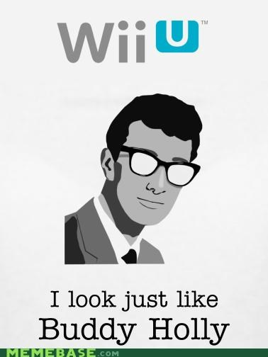 buddy holly,lyrics,Memes,Music,nintendo,video games,weezer,wii U