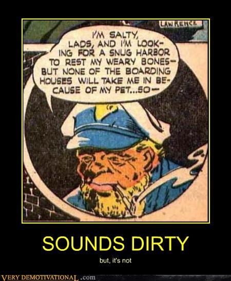 eww sailor salty sounds dirty Super-Lols wtf - 4846314752