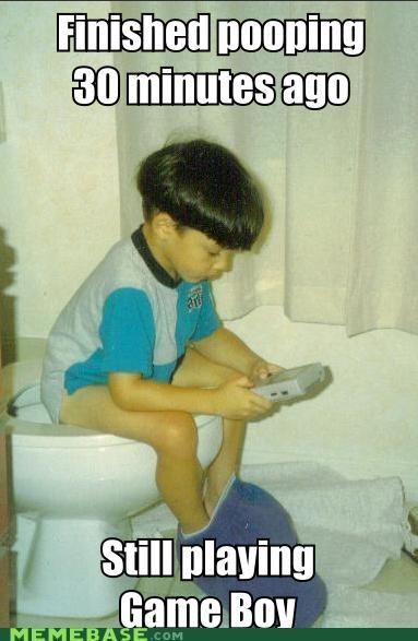 batteries game boy Memes pooooop toilet - 4846501632