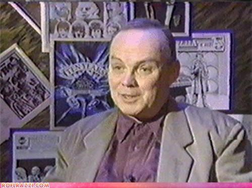 doctor who Hall of Fame rip roy skelton Sad sci fi - 4846633984