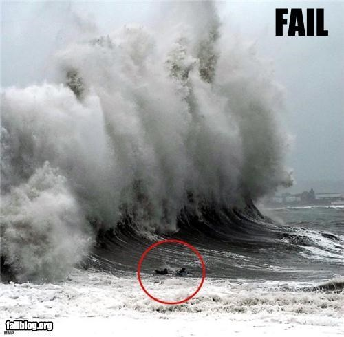 About to Fail failboat g rated sports surfing swimming water - 4846819584