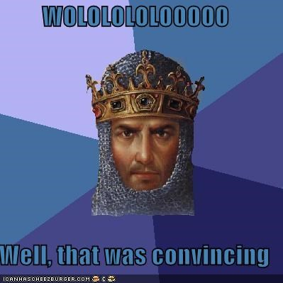 age of empires argument convincing video games wololo - 4846878208