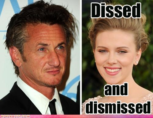 news scarlett johansson Sean Penn split