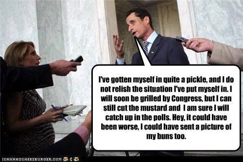 Anthony Weiner political pictures puns - 4847568896