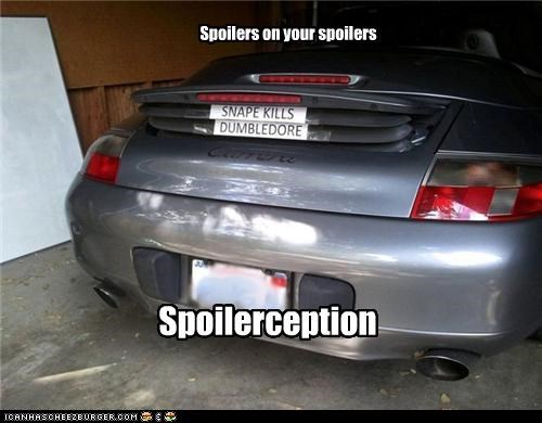 Spoilers on your spoilers Spoilerception