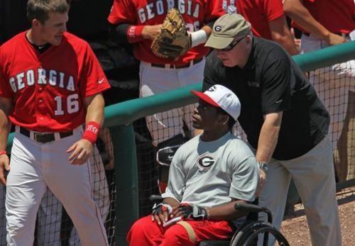 Heartwarming Tearjerker Houston Astros Johnathan Taylor Texas Rangers uga - 4848126464