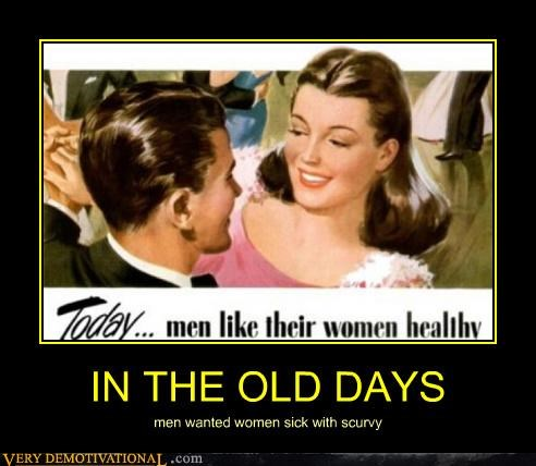healthy hilarious old days old timey sickly women - 4849182720