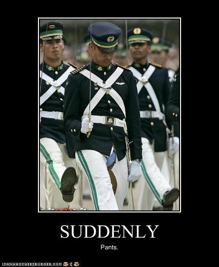 SUDDENLY Pants.
