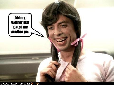celeb Dave Grohl funny Music - 4849342208