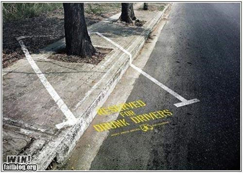 ads anti clever drinking and driving tree - 4849730560