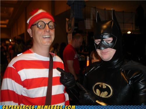 batman costume found him Super Costume waldo - 4849841408
