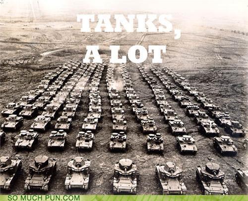 literalism similar sounding tanks thanks - 4849895680