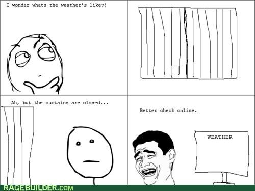 FAIL Rage Comics technology weather - 4849938176