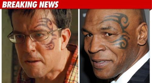 Digital Tattoo Removal,ed helms,mike tyson,s-victor-whitmill,The Hangover II