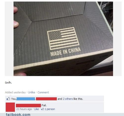 China made in china SMH usa