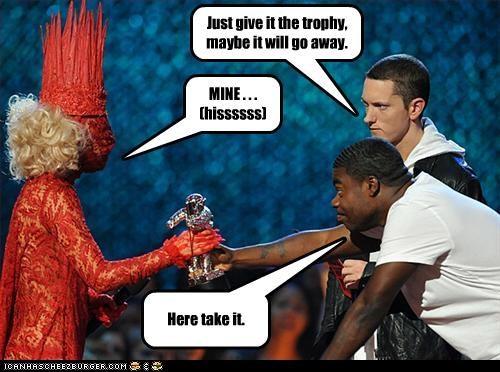 actor celeb eminem funny lady gaga Music Tracy Morgan - 4850091520